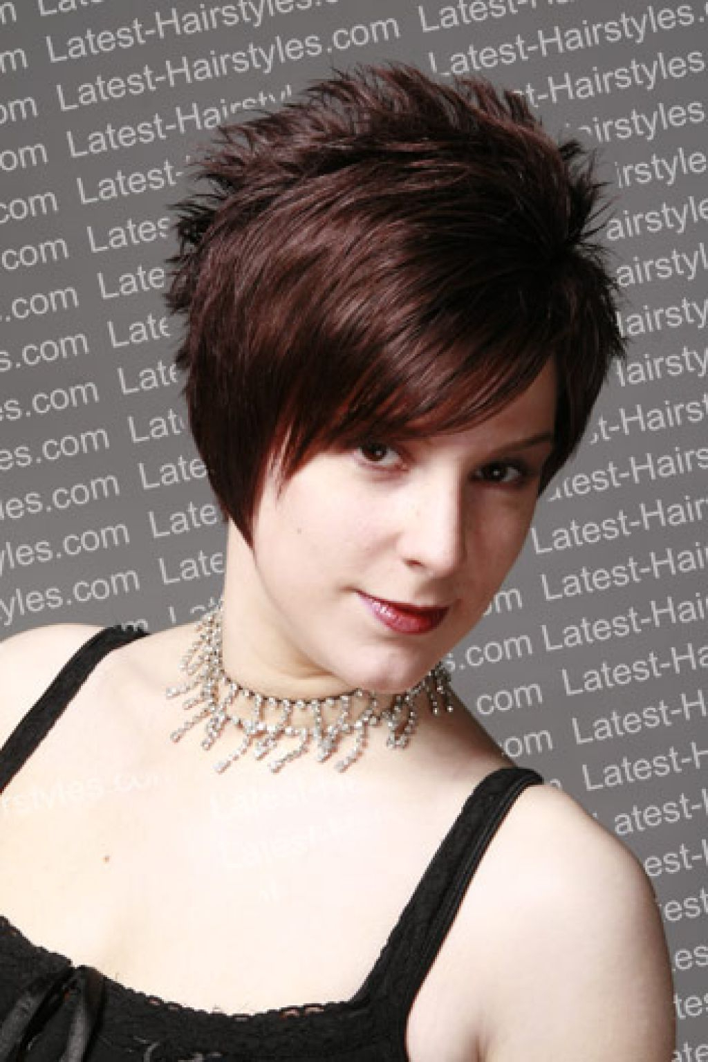 Short Spiky Hairstyles Back View Long Front Short Back Haircut Regarding Short Spiked Haircuts (View 19 of 20)