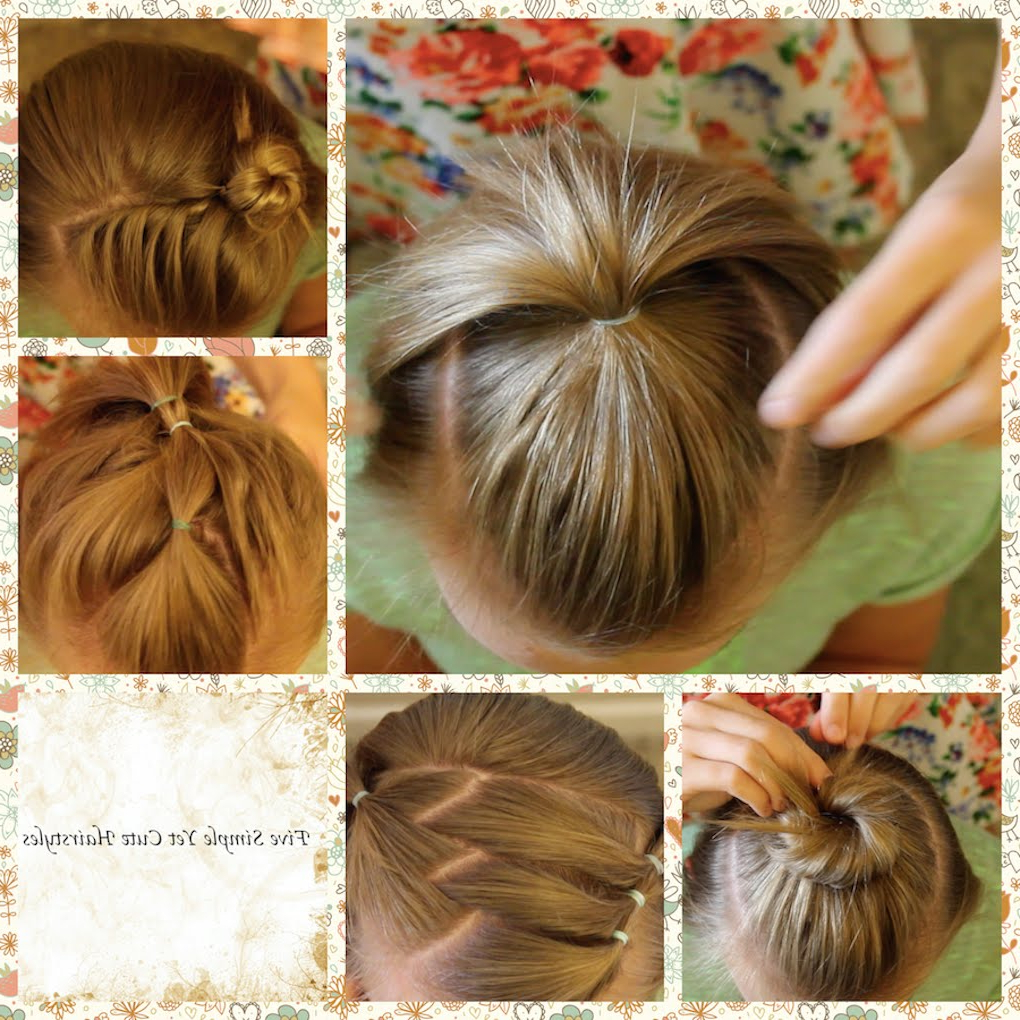 Simple Hairstyles Tips To Get A Fresh Look Regularly – Yasmin Fashions Regarding Short And Simple Hairstyles (View 17 of 20)