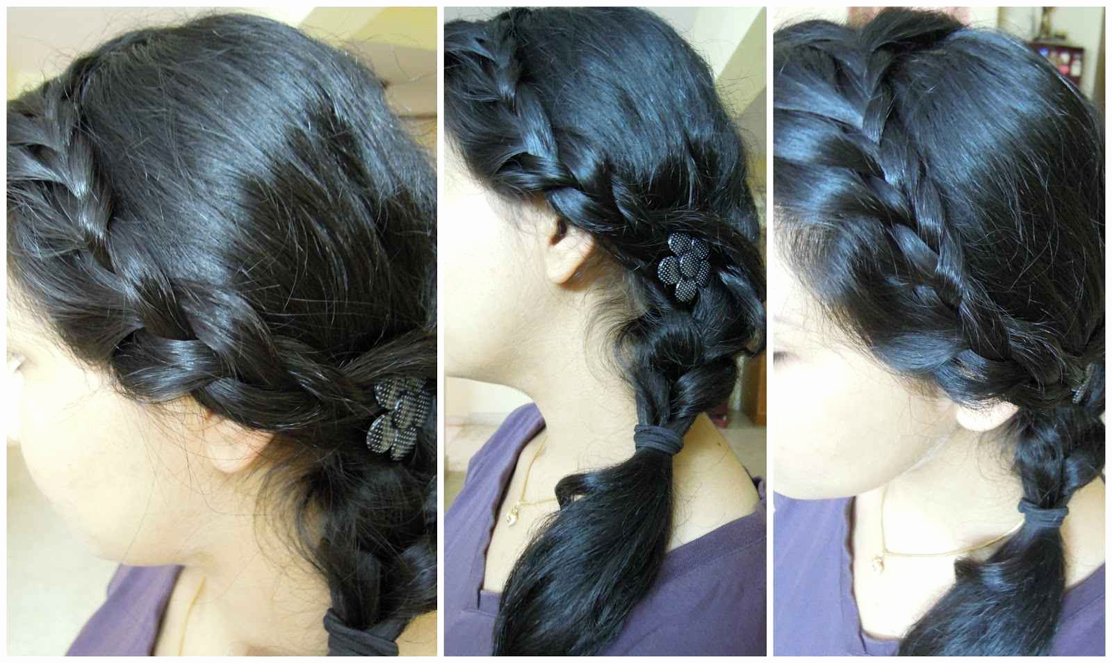 Simple Indian Hairstyles For Short Hair Simple Hairstyles For With Short And Simple Hairstyles (View 18 of 20)