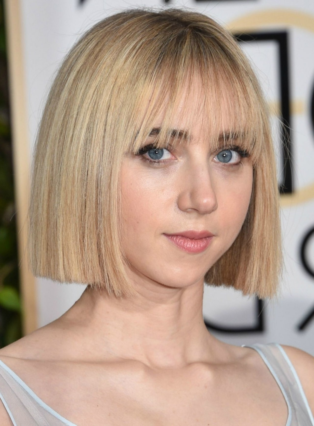 Sorry, Long Layers, Blunt Haircuts Are Officially In | Glamour Intended For Blunt Bob Haircuts With Layers (View 11 of 20)