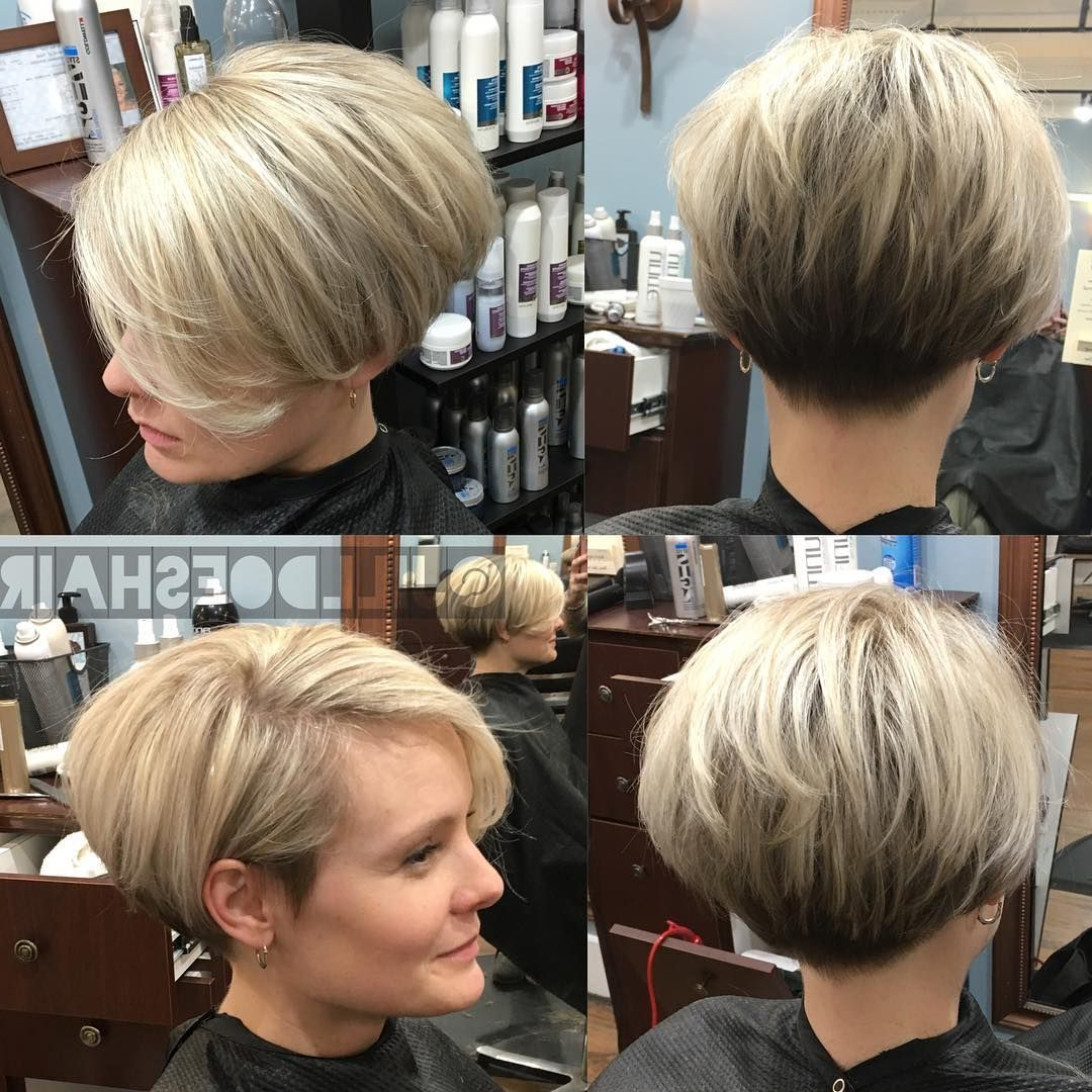 Stylish Pixie Bob … | Like In 2018… With Pixie Short Bob Haircuts (View 20 of 20)
