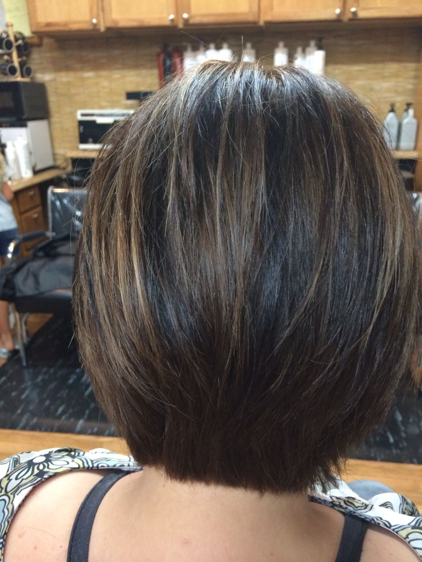 Tapered Bob Classic (View 2 of 20)
