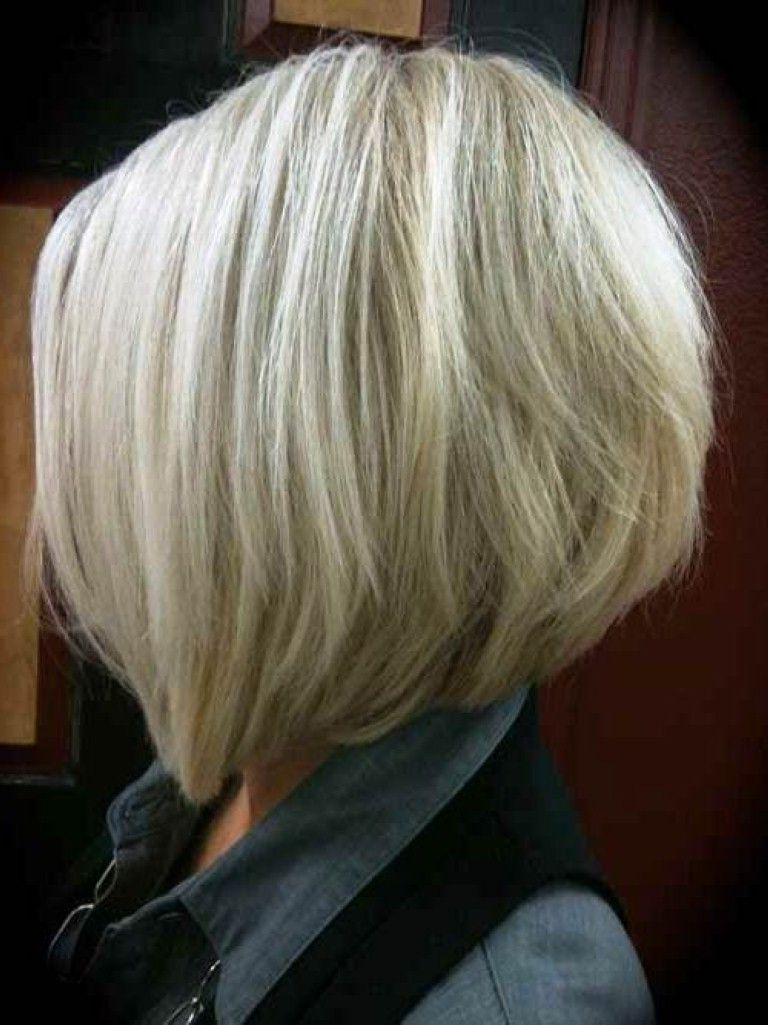 Tapered Bob Haircuts Back View | One Stop Information On Celebrity Inside Short Bob Hairstyles With Tapered Back (View 18 of 20)