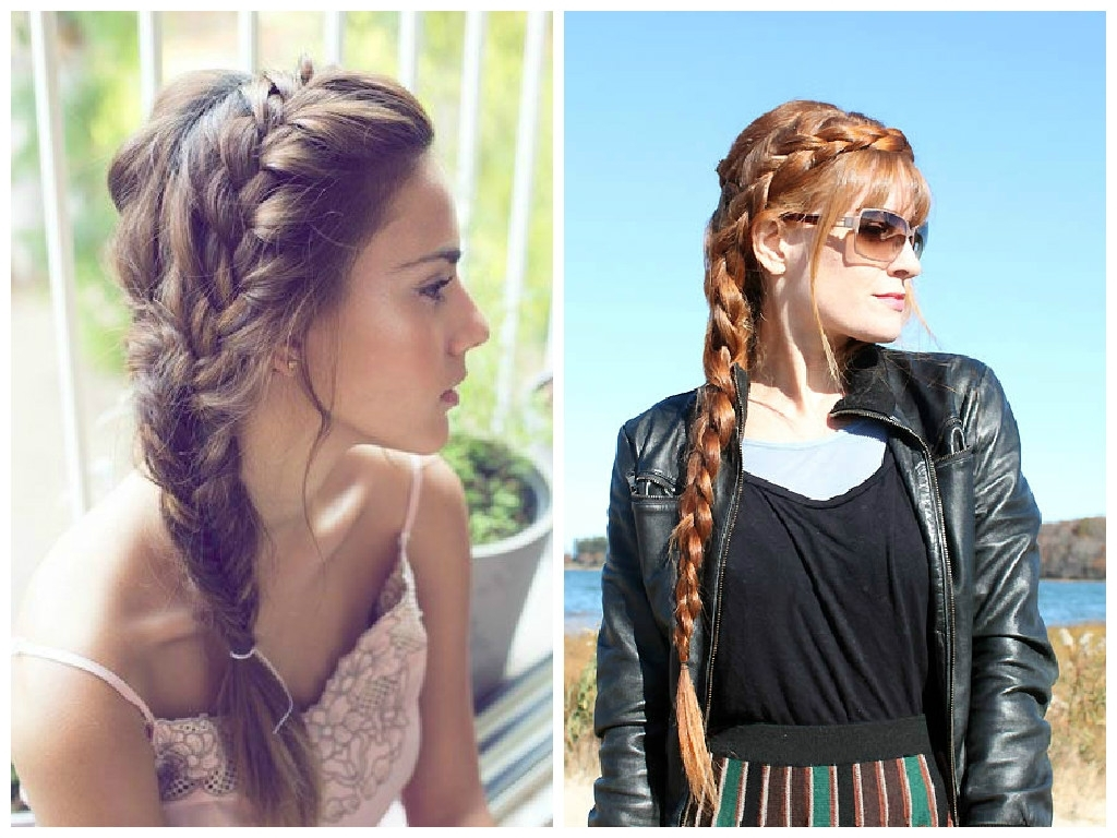 The Best Crown Braid Hairstyle Ideas – Hair World Magazine Pertaining To Latest Braided Crown Ponytails For Round Faces (View 9 of 20)