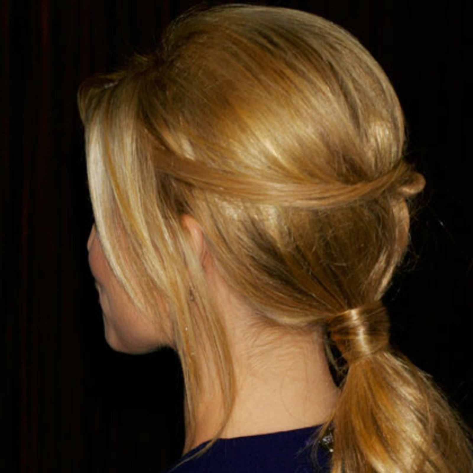 The Best Ponytail Hairstyles – Ponytail Hair Ideas – Allure For Famous Long Classic Ponytail Hairstyles (View 17 of 20)