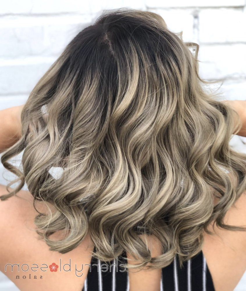 The Cherry Blossom Salon – 324 Photos & 110 Reviews – Hair Salons Intended For Stacked Black Bobhairstyles  With Cherry Balayage (View 18 of 20)