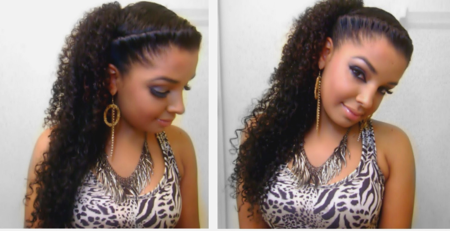 The Hidden Agenda Of Easy Curly | The Hairstyles Ideas Intended For Naturally Curly Hairstyles (View 19 of 20)