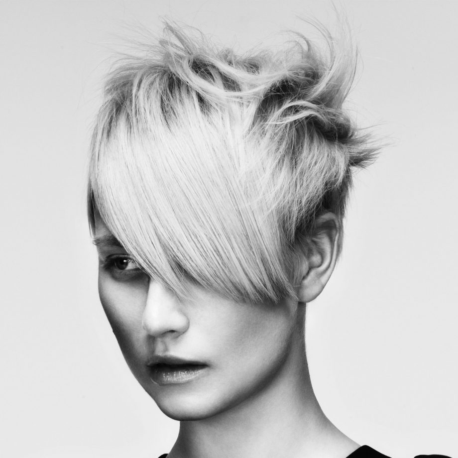 The Most Stylish Haircuts For 2015 | Woman&home Intended For Icy Poker Straight Razored Pixie Haircuts (View 13 of 20)