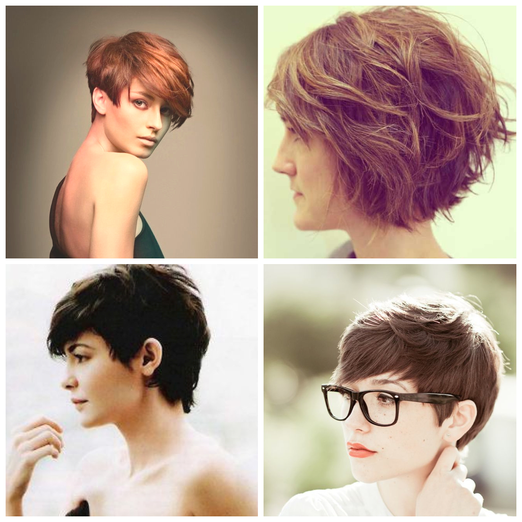 Thick Hair Short Cuts – Hairstyle For Women & Man Intended For Straight Pixie Hairstyles For Thick Hair (View 19 of 20)