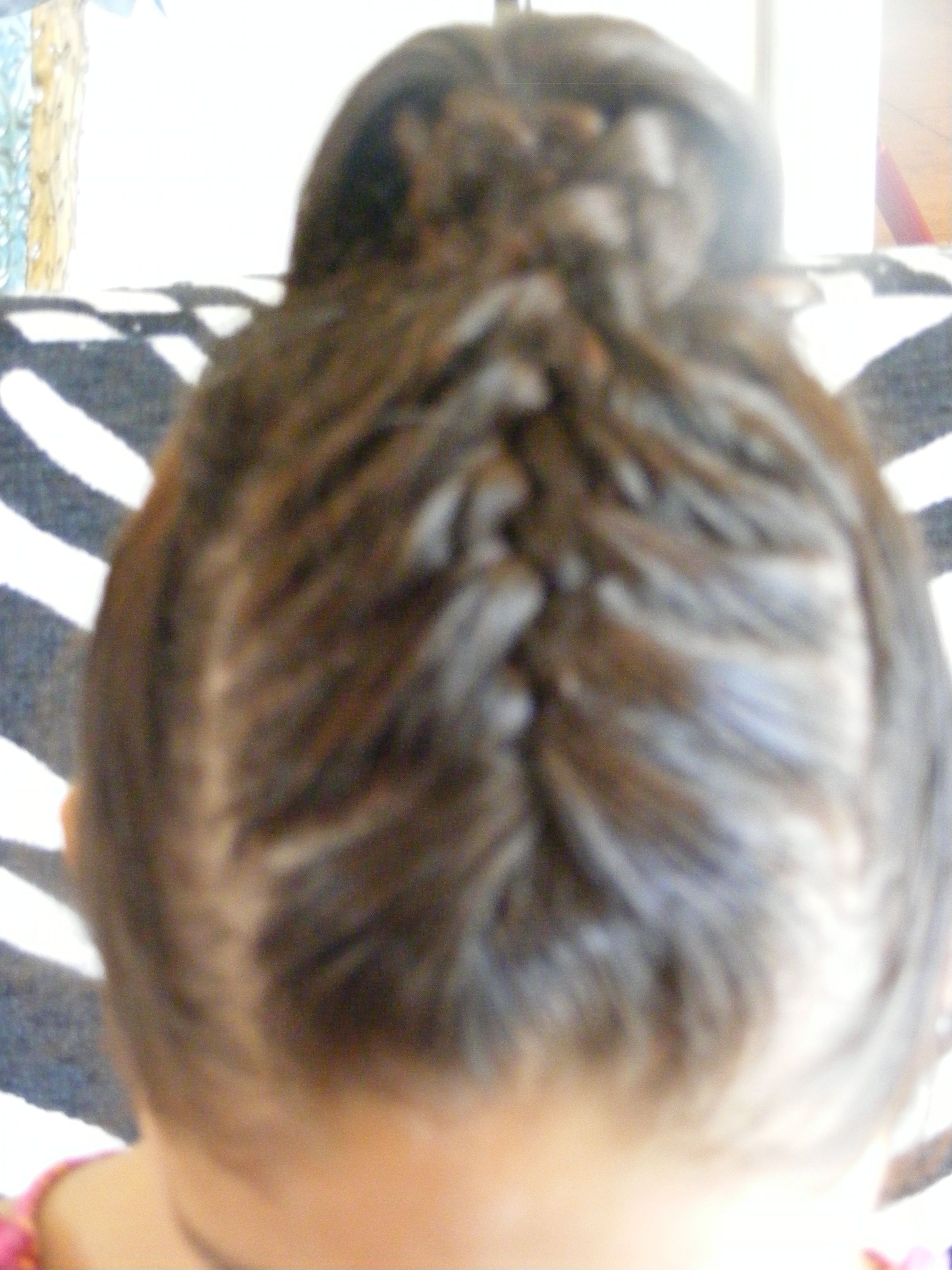 Top French Braid Wrapped Around High Ponytail (View 17 of 20)