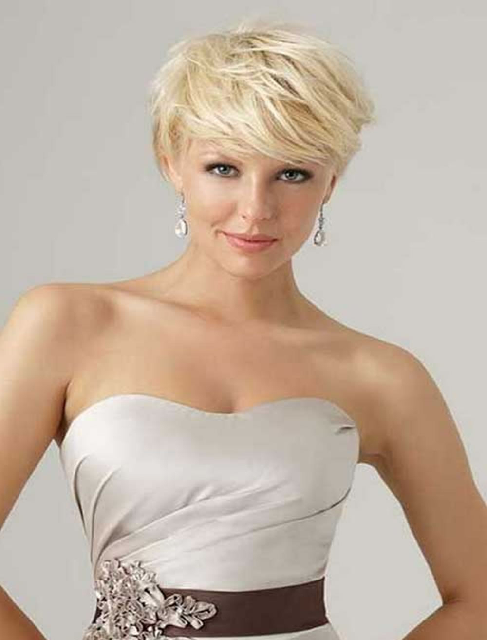 Trend Pixie Haircuts For Thick Hair 2018 2019 : 28 Terrific Pixie Pertaining To Pixie Haircuts With Short Thick Hair (View 8 of 20)