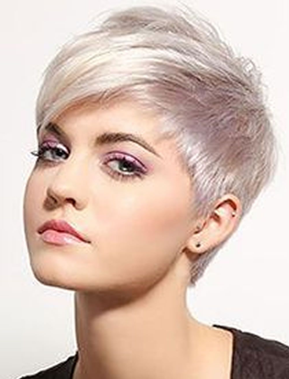 Trend Short Haircuts For 20182019 Best Pixie Hair Ideas Amp; Video Intended For Sexy Pixie Hairstyles With Rocker Texture (View 19 of 20)