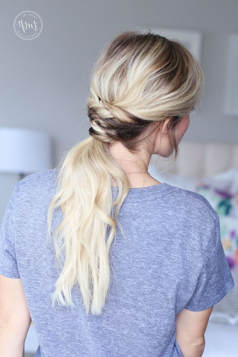 Twisted Ponytail (View 4 of 20)