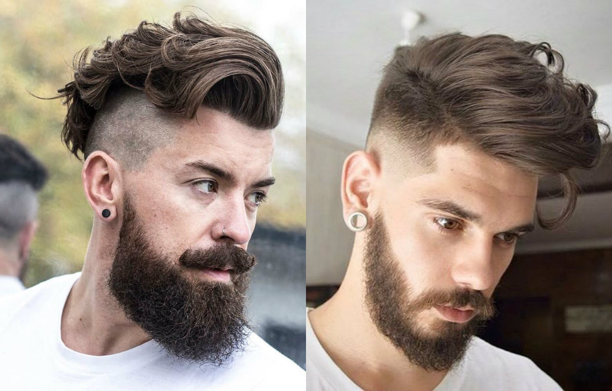 Undercut Hairstyles For Men To Try In 2018 | Mens Haircuts Trends In Undercut Hairstyles For Curly Hair (Gallery 9 of 20)
