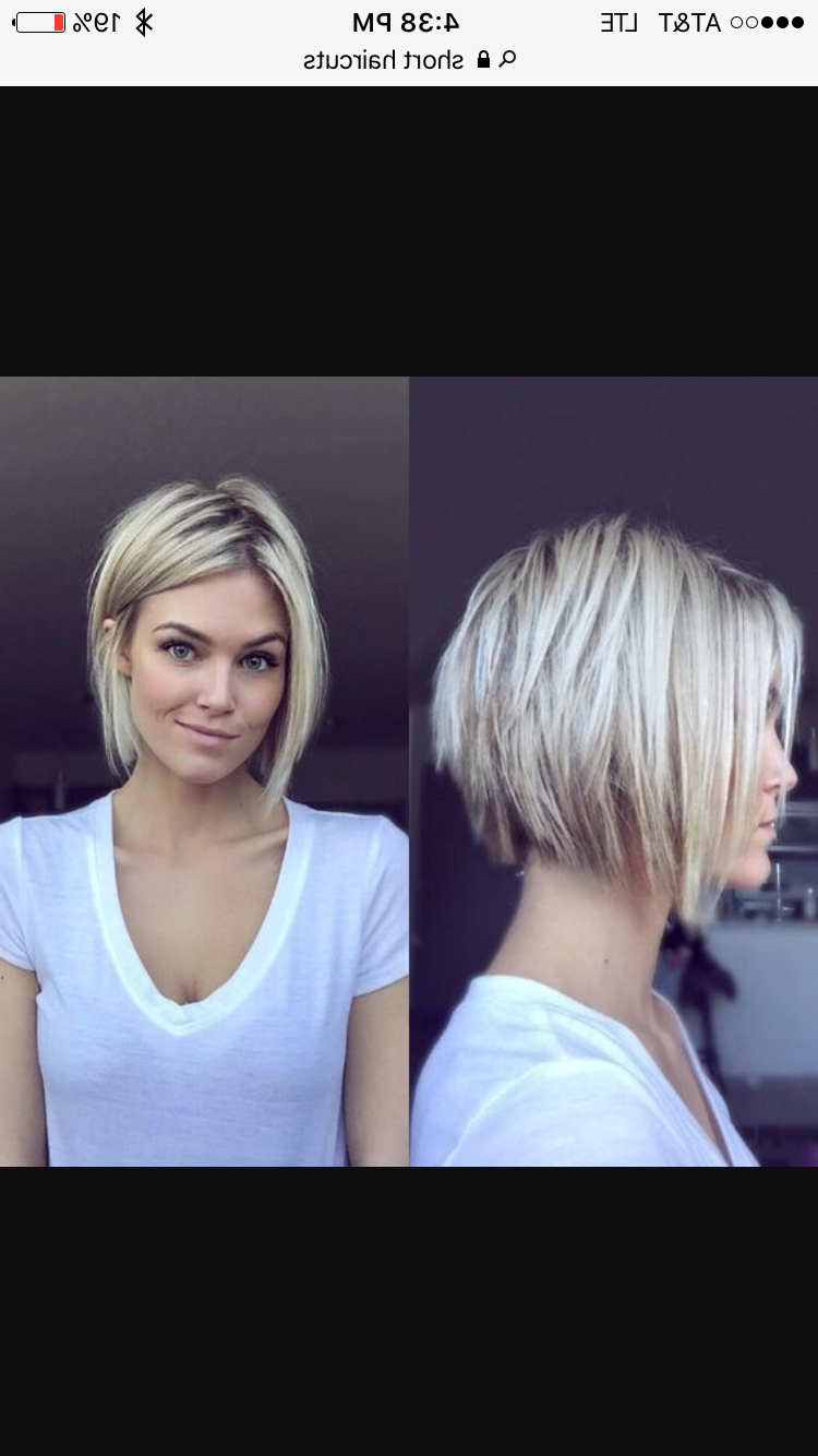 Uneven Bob Hairstyle | Hair In 2018 | Pinterest | Hair, Hair Styles Inside Razored Pixie Bob Haircuts With Irregular Layers (View 20 of 20)