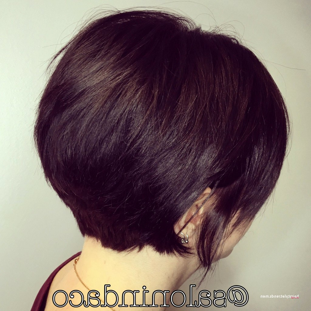 Unique Short Curly Stacked Bob • Hairstyletrends Intended For Stacked Curly Bob Hairstyles (View 20 of 20)