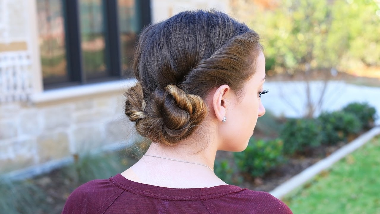 Vintage Hairstyle (View 15 of 20)