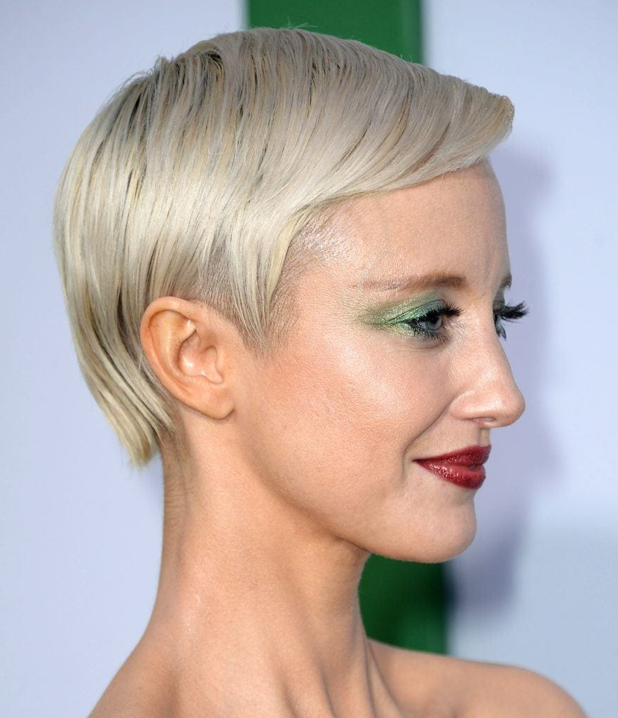 Want To Rock Side Bangs? Here's How To Work It Like A Pro Inside Silver Side Parted Pixie Bob Haircuts (View 19 of 20)