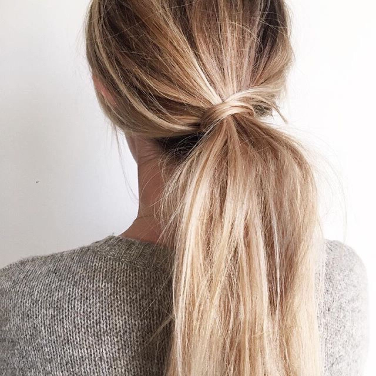 [%well Known Twisted And Pinned Blonde Ponytails Within Pincristina Vega Cordano On [pelo & Makeup] | Pinterest | Pony|pincristina Vega Cordano On [pelo & Makeup] | Pinterest | Pony For 2018 Twisted And Pinned Blonde Ponytails%] (View 8 of 20)