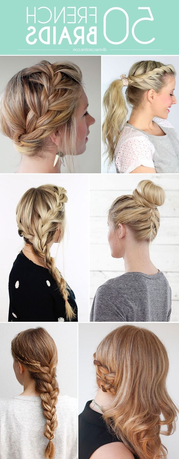 Well Liked Fabulous Fishtail Side Pony Hairstyles Pertaining To 1514 Best Long Hair Styles Images On Pinterest (View 17 of 20)