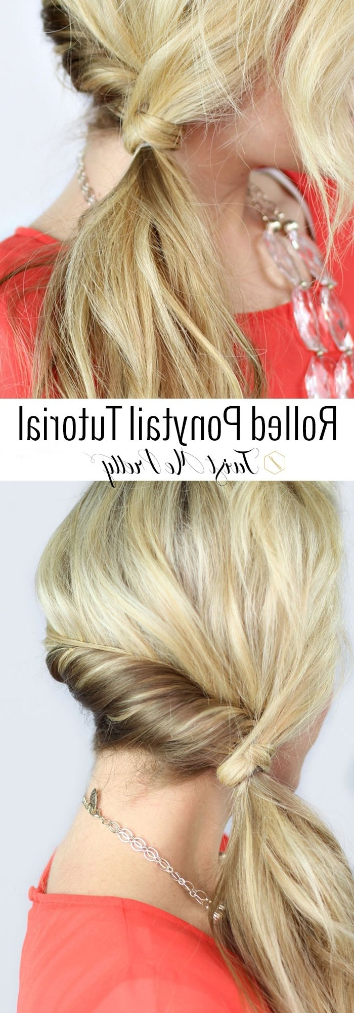 Well Liked Fabulous Fishtail Side Pony Hairstyles With 16 Fabulous Side Ponytail Hairstyles For 2016 – Pretty Designs (View 18 of 20)
