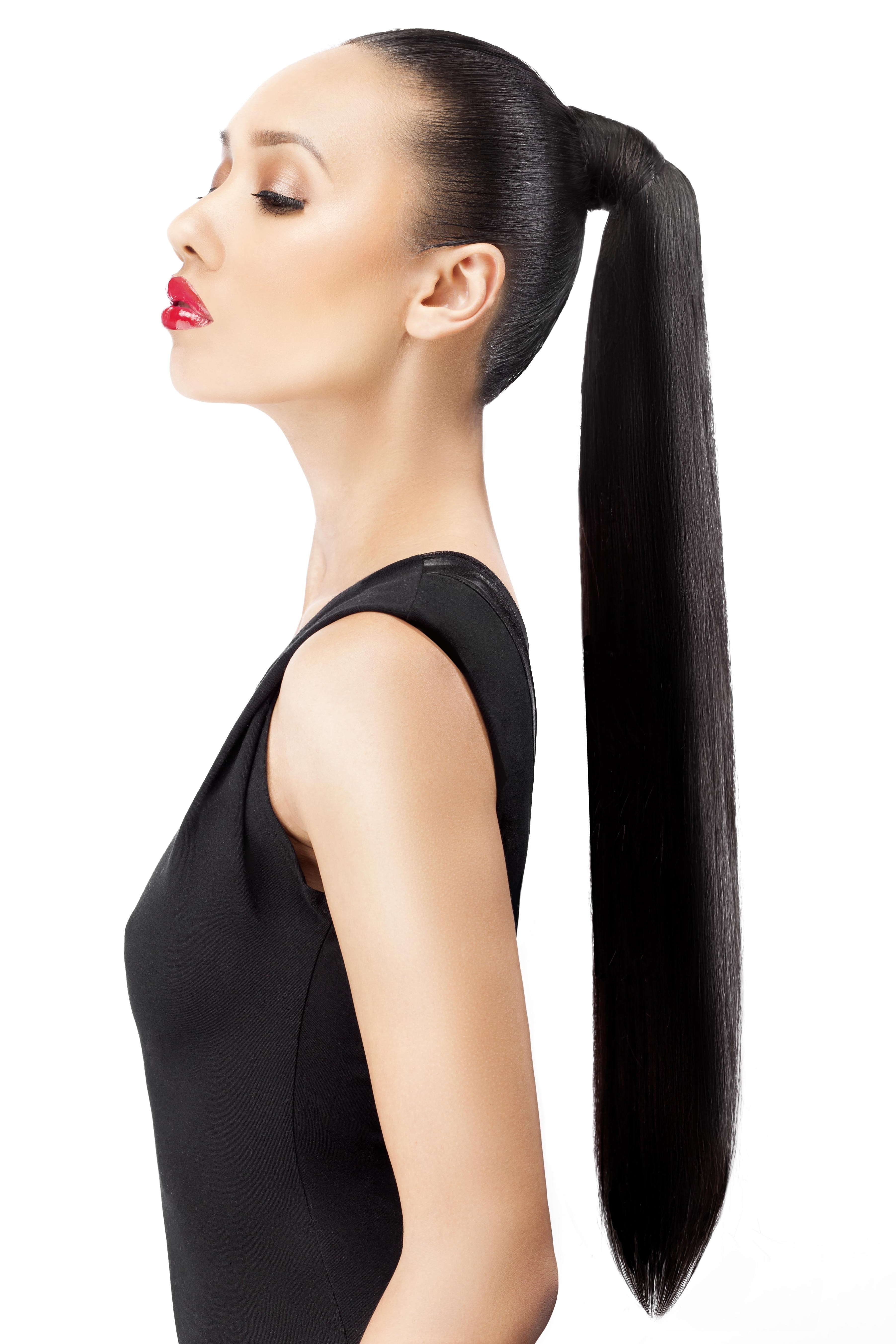 Well Liked Wrapped High Ponytails Pertaining To Best Long Weave Ponytail Hairstyles For Girls – Best Hairstyle Models (View 13 of 20)