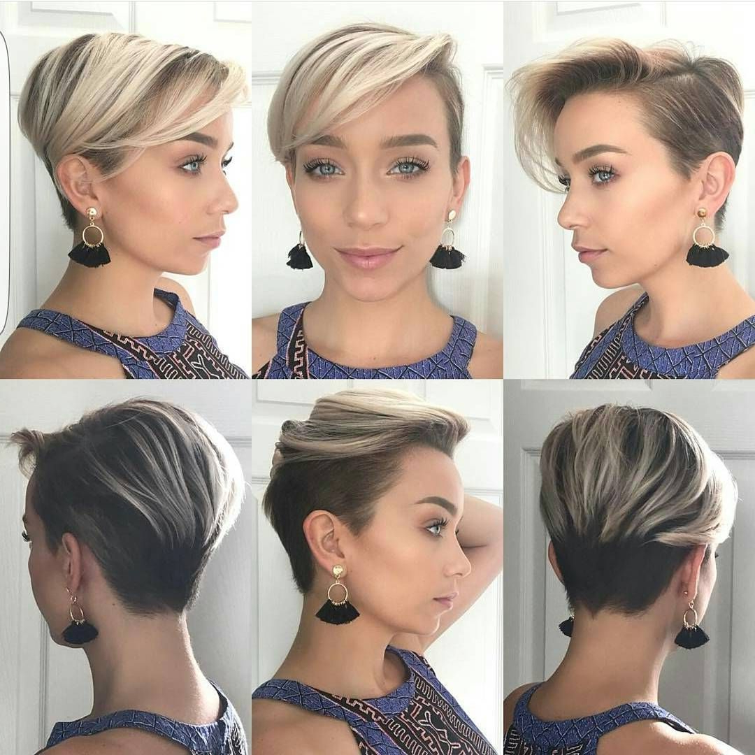 10 Latest Long Pixie Hairstyles To Fit & Flatter – Short Haircuts In Long Curly Salt And Pepper Pixie Hairstyles (View 5 of 20)