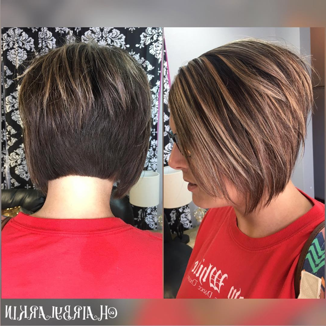 10 Layered Bob Hairstyles – Look Fab In New Blonde Shades! – Popular Intended For Blonde Balayage Bob Hairstyles With Angled Layers (View 16 of 20)