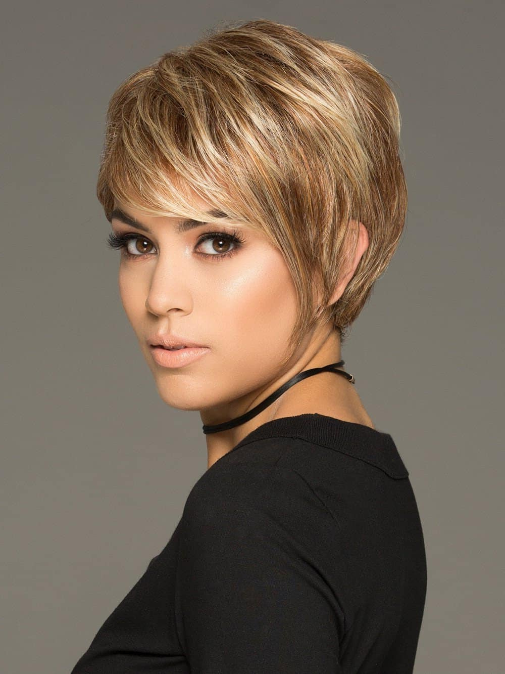 10 Strawberry Blonde Hairstyle To Match Your Short Locks Throughout Pixie Bob Hairstyles With Blonde Babylights (View 1 of 20)
