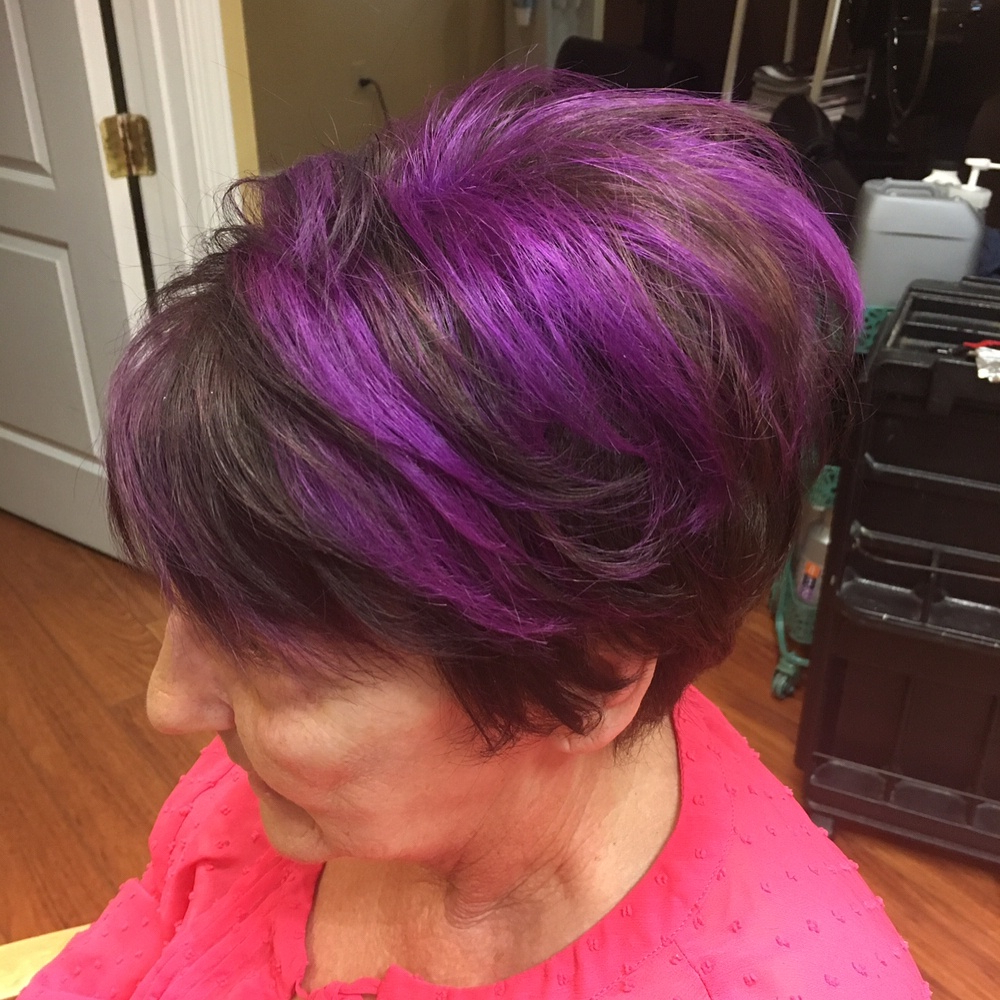 20 Amazing Hairstyle & Haircut Ideas For Women Above 50 Within Lavender Hairstyles For Women Over (View 16 of 20)