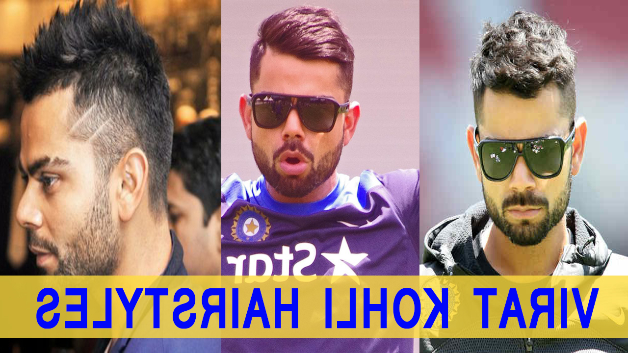 20 Best Virat Kohli Hairstyles You Should Try In 2018 | Fashion Guruji Pertaining To Angled Undercut Hairstyles (View 12 of 20)