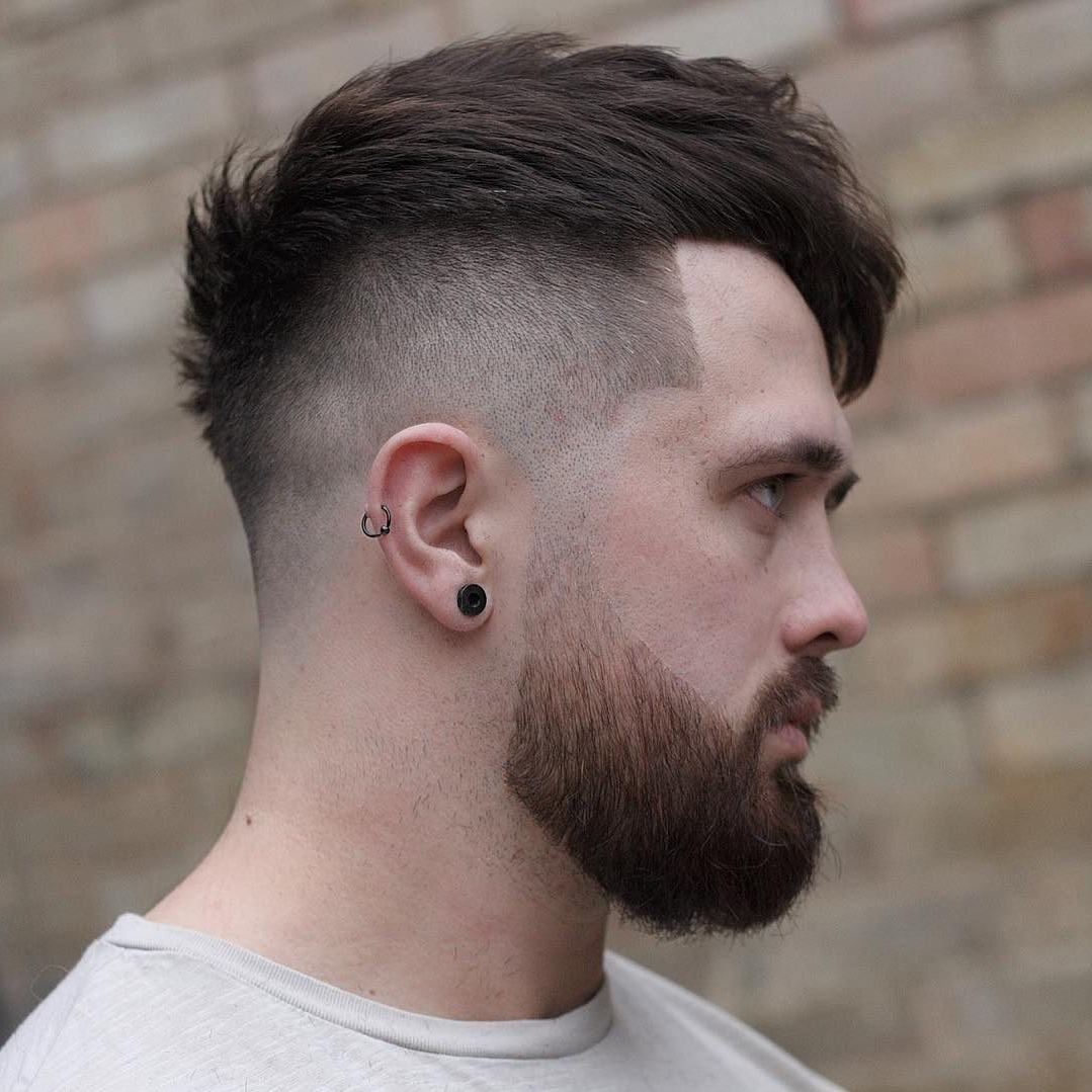 20 Cool Haircuts For Men With Thick Hair (Short + Medium) With Regard To Oluminous Classic Haircuts (View 6 of 20)