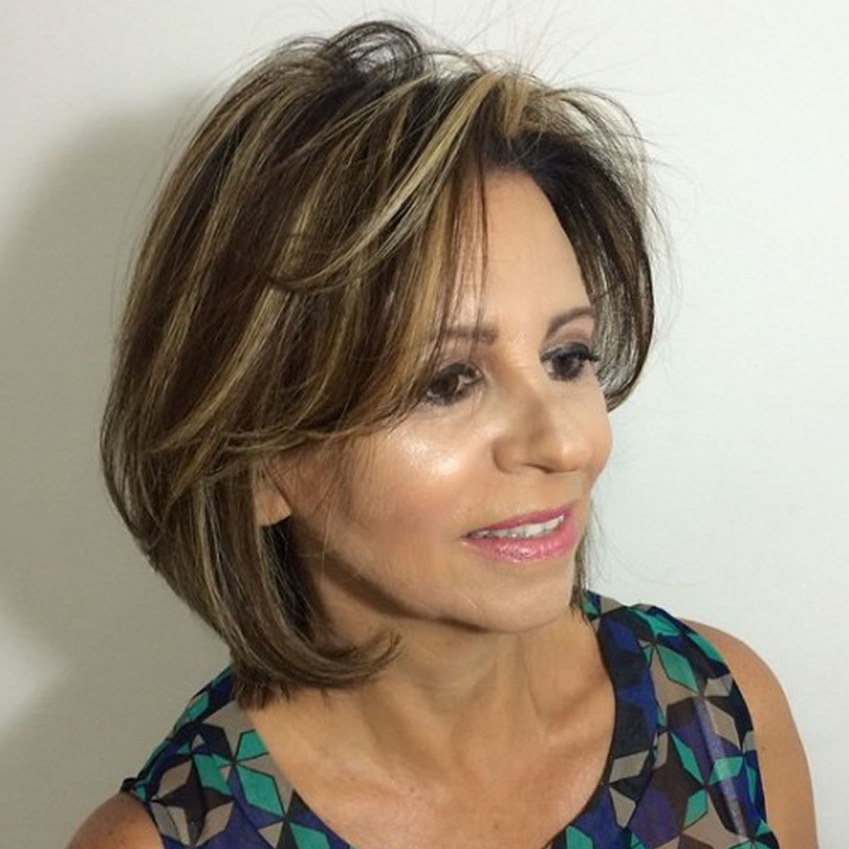 2018 Haircuts For Older Women Over 50 – New Trend Hair Ideas For Dark Brown Hairstyles For Women Over (View 2 of 20)