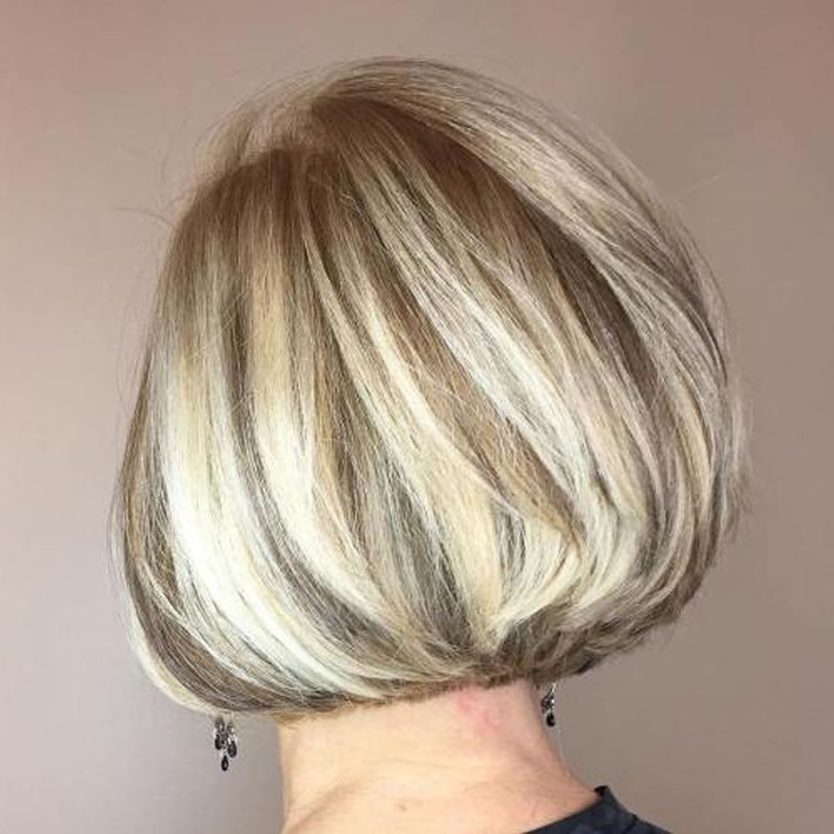 2018 Haircuts For Older Women Over 50 – New Trend Hair Ideas | Haircuts With Regard To Chic Blonde Pixie Bob Hairstyles For Women Over  (View 6 of 20)