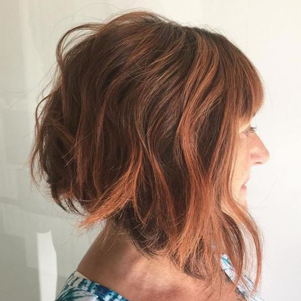 2018 Haircuts For Older Women Over 50 – New Trend Hair Ideas With Regard To Dark Brown Hairstyles For Women Over (View 7 of 20)