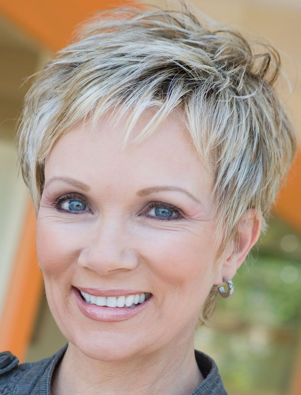 2018 Pixie Hairstyles And Haircuts For Women Over 40 To 60 Page 2 Throughout Ruffled Pixie Hairstyles (View 7 of 20)