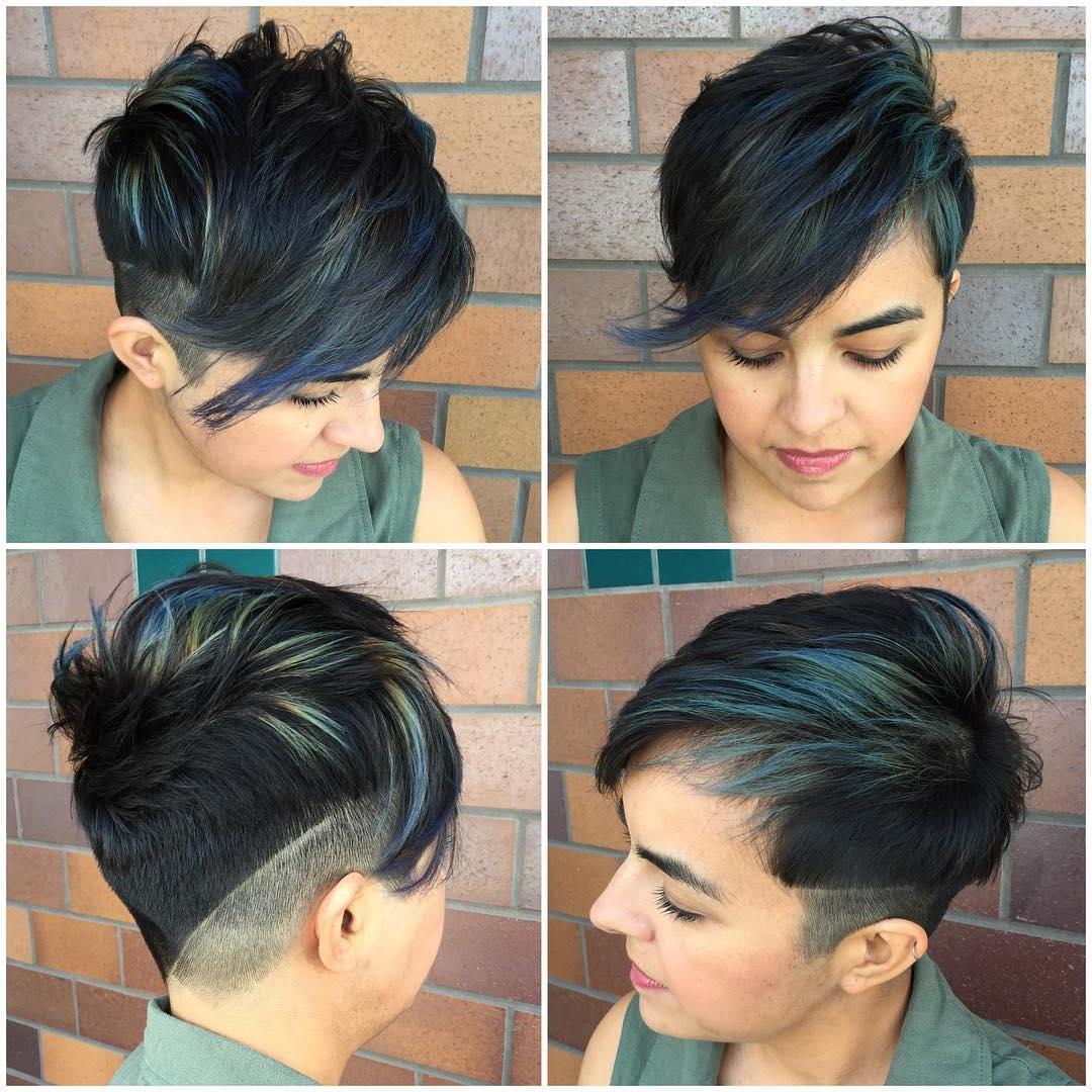 26+ Pixie Bob Haircut Ideas, Designs | Hairstyles | Design Trends For Messy Pixie Bob Hairstyles (View 17 of 20)