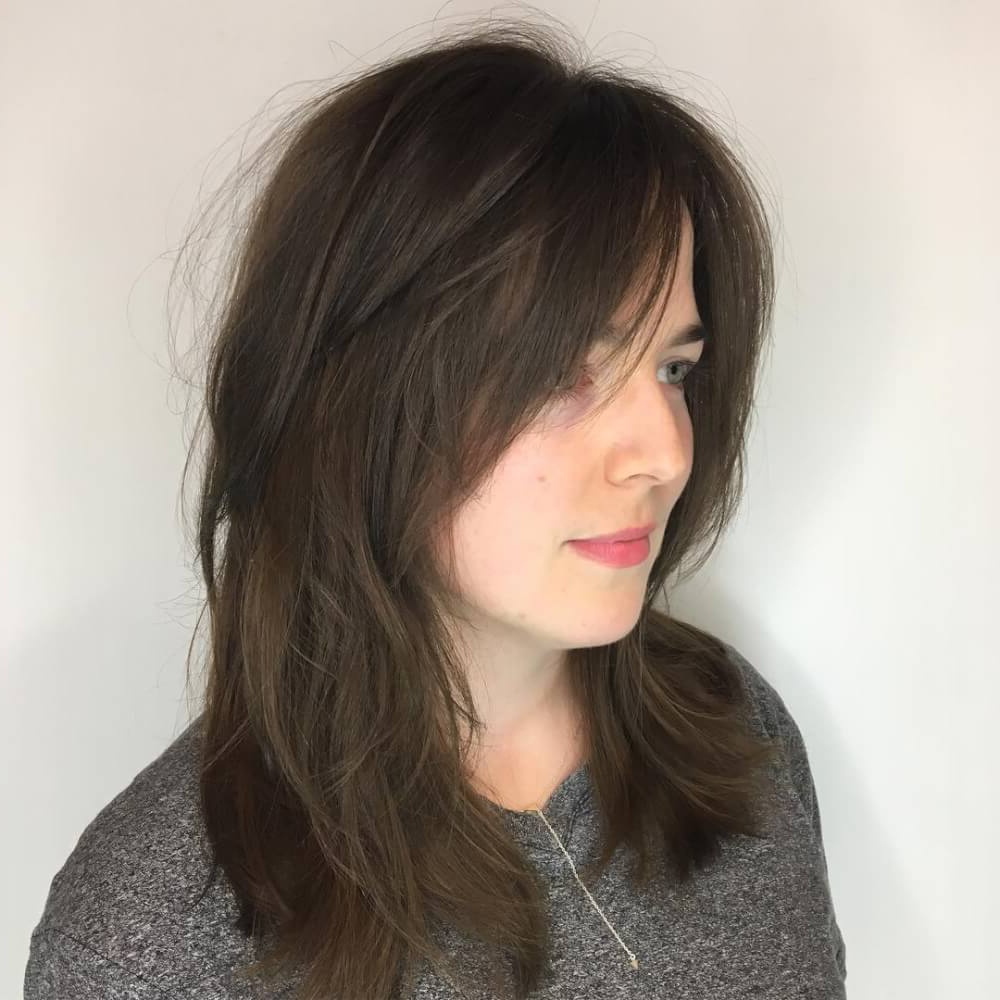 27 Best Haircuts For Thin Hair To Look Thicker In 2018 Intended For Volume And Shagginess Hairstyles (View 4 of 20)
