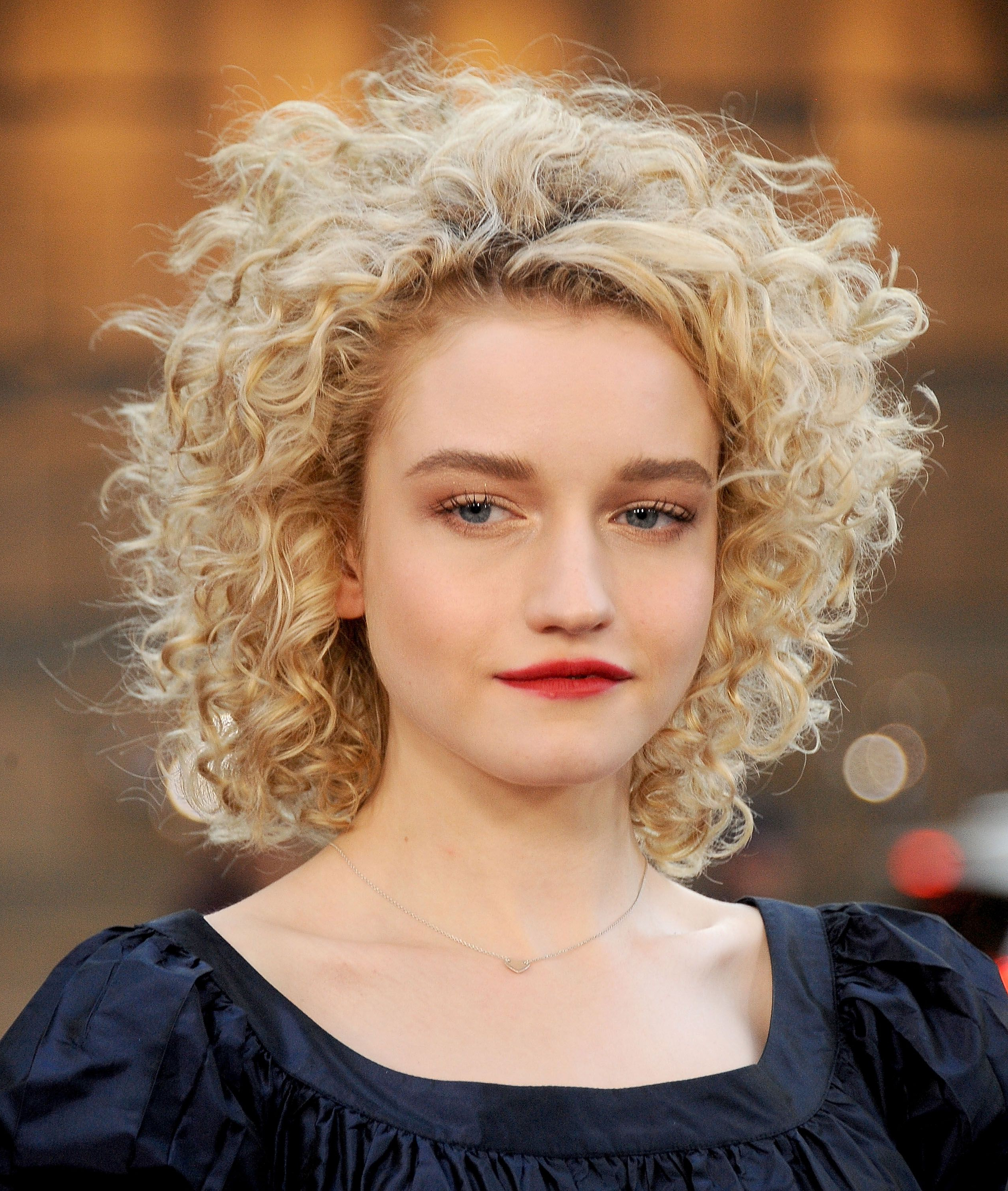 28 Glamorous Ways To Show Off Your Curls | Things To Wear Intended For Playful Blonde Curls Hairstyles (View 3 of 20)