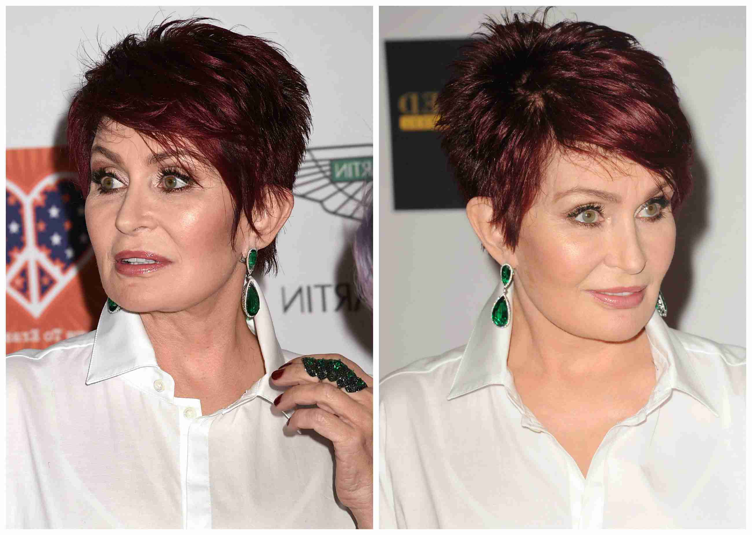 34 Gorgeous Short Haircuts For Women Over 50 Regarding Chic Blonde Pixie Bob Hairstyles For Women Over (View 8 of 20)