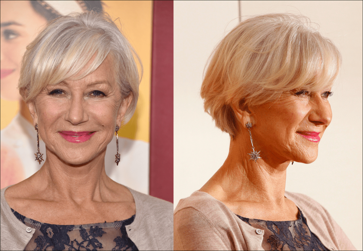 34 Gorgeous Short Haircuts For Women Over 50 Throughout Blonde Pixie Haircuts For Women 50+ (View 8 of 20)