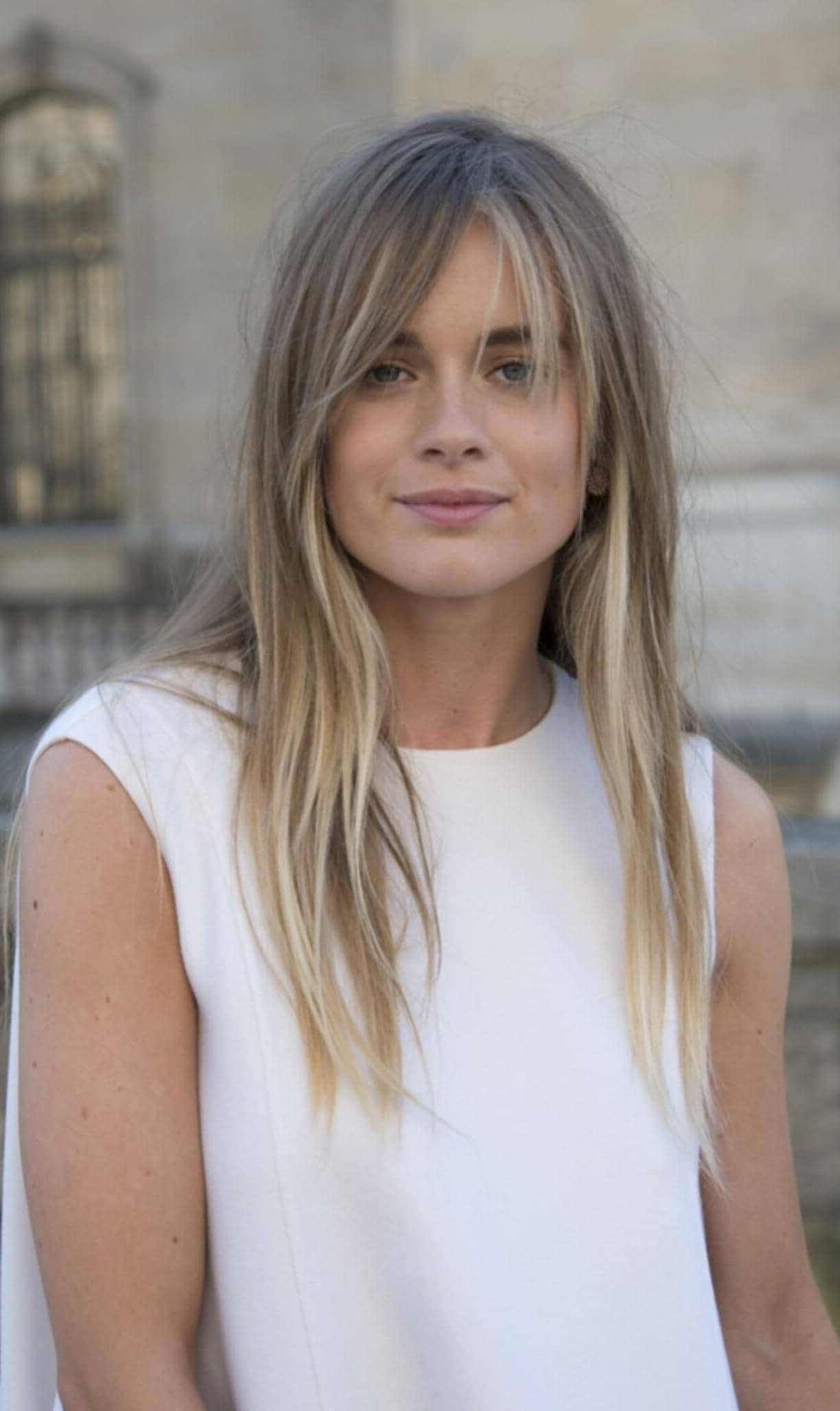50 Fresh Hairstyle Ideas With Side Bangs To Shake Up Your Style In Neat Side Fringe Hairstyles (View 14 of 20)