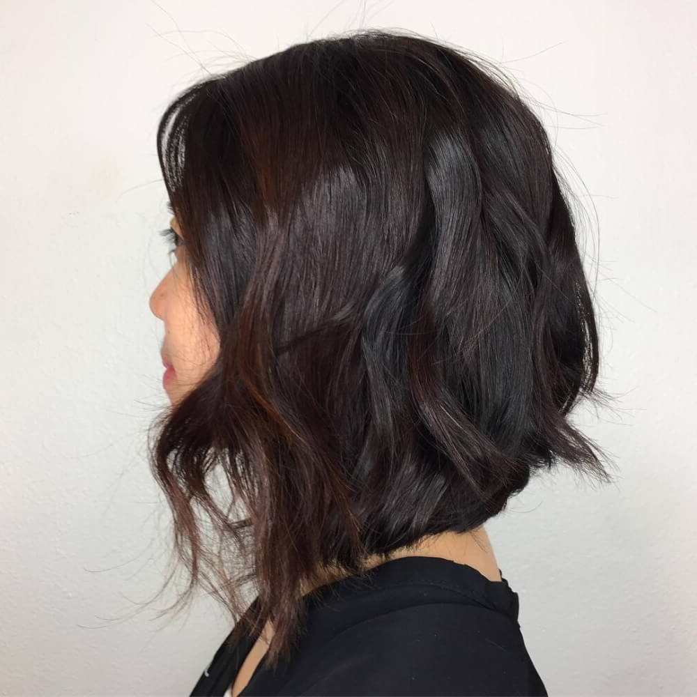 51 Stunning Medium Layered Haircuts (Updated For 2018) For Chic Chocolate Layers Hairstyles (View 9 of 20)