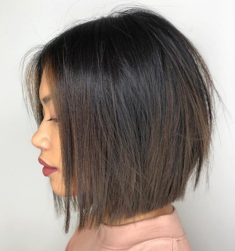 60 Beautiful And Convenient Medium Bob Hairstyles | Hair | Pinterest Within Wispy Silver Bob Hairstyles (View 8 of 20)