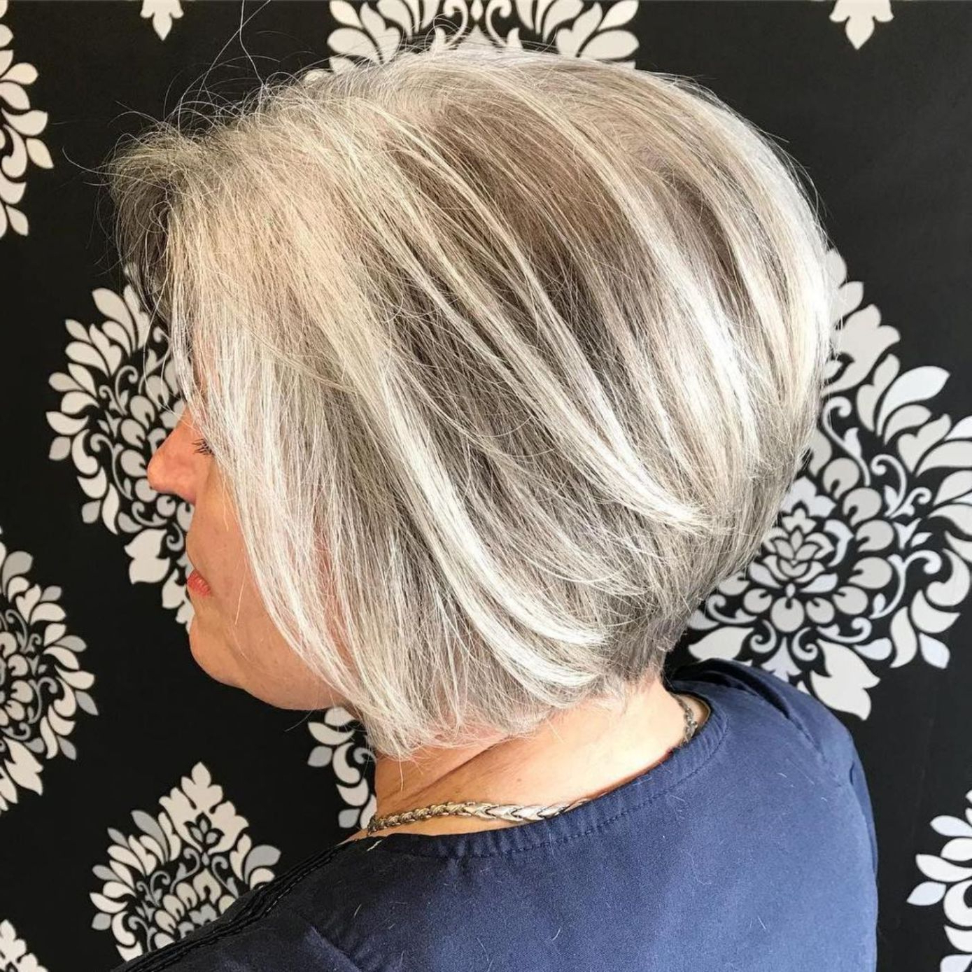 60 Best Hairstyles And Haircuts For Women Over 60 To Suit Any Taste Intended For Silver And Sophisticated Hairstyles (View 12 of 20)