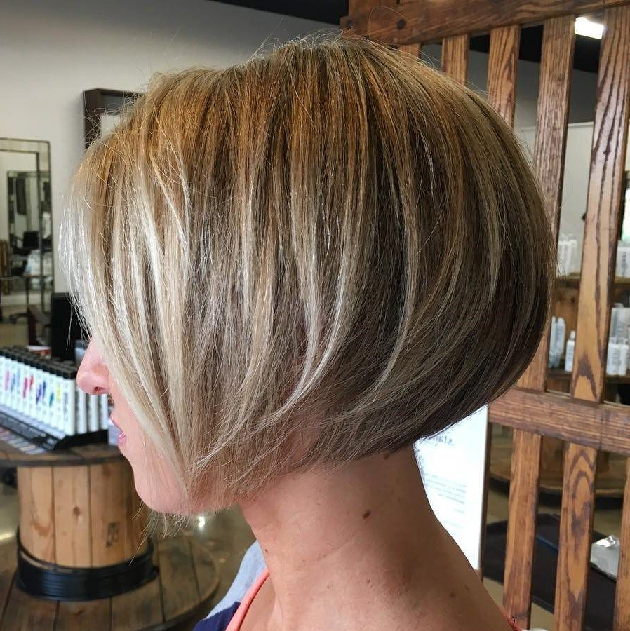 70 Fabulous Choppy Bob Hairstyles In 2018 | Bobs | Pinterest | Bob In Jaw Length Bob Hairstyles With Layers For Fine Hair (View 15 of 20)