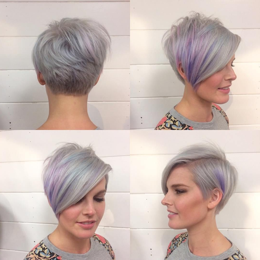 70 Short Shaggy, Spiky, Edgy Pixie Cuts And Hairstyles | Hair Styles Regarding Edgy Pixie Bob Hairstyles (View 11 of 20)