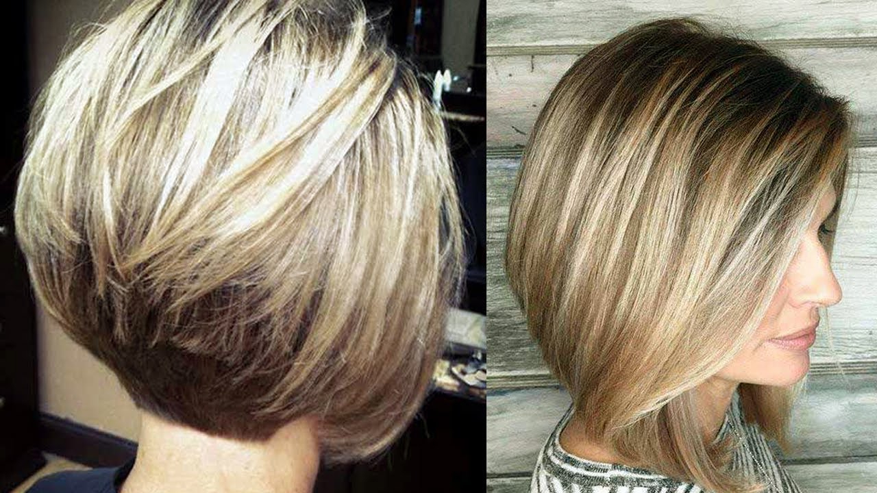 Amazing Bob Hairstyles For Women With Thin Hair & Fine Hair – Youtube Regarding Jaw Length Bob Hairstyles With Layers For Fine Hair (View 17 of 20)