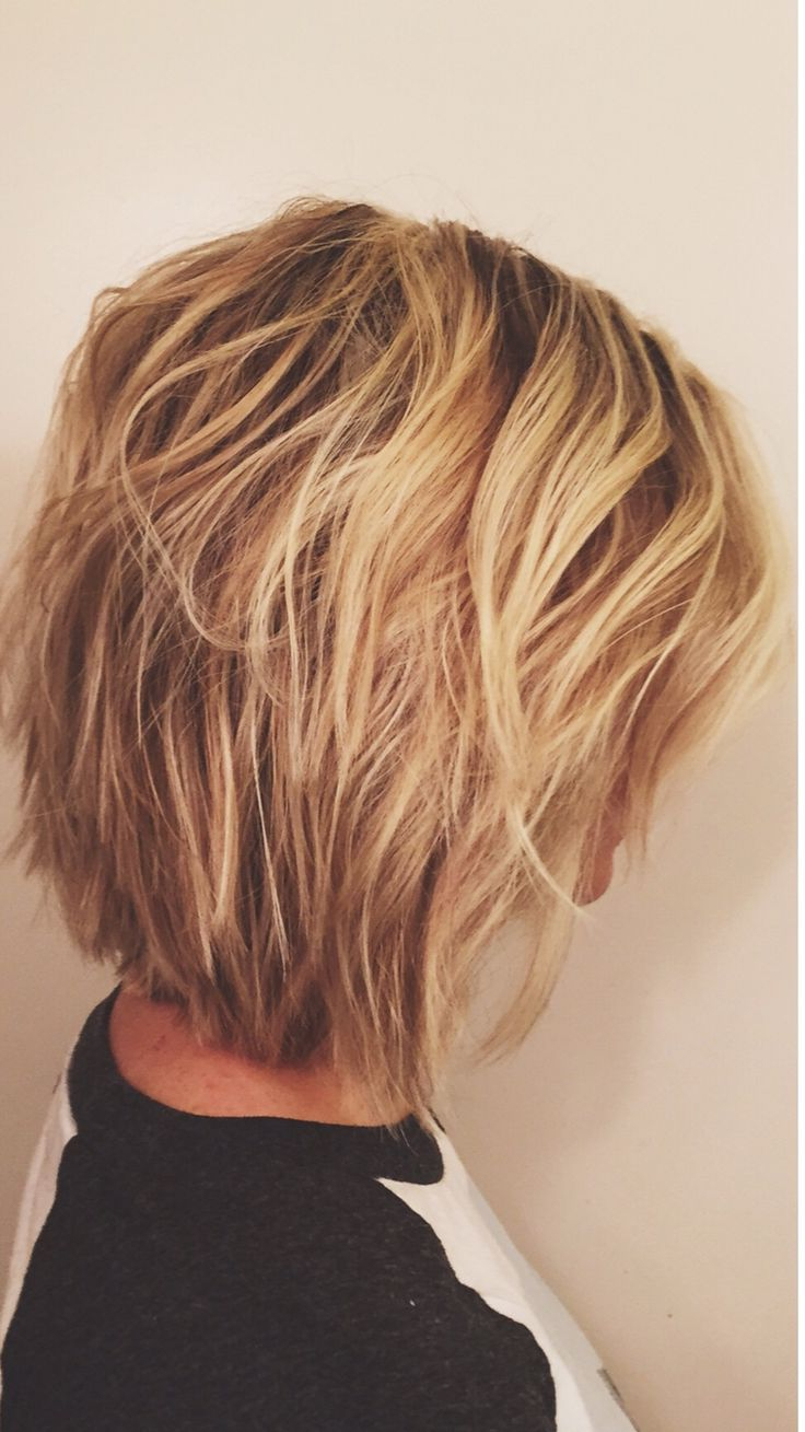 Best 100+ Hairstyles Images On Pinterest | Hairstyle Ideas, Hair Within Short Layered Blonde Hairstyles (View 14 of 20)