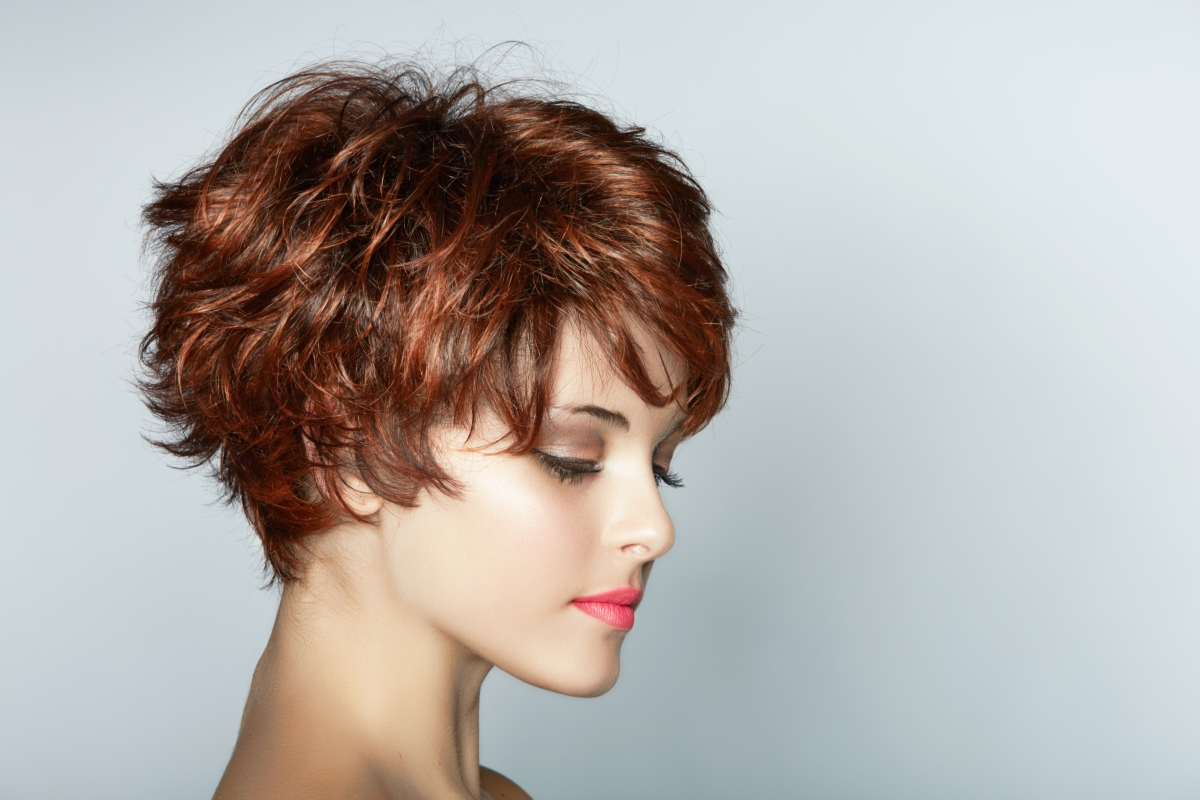 Blog – Short, Curly Hairstyles: The Pixie Cut With Attitude With Short Curly Hairstyles (View 8 of 20)